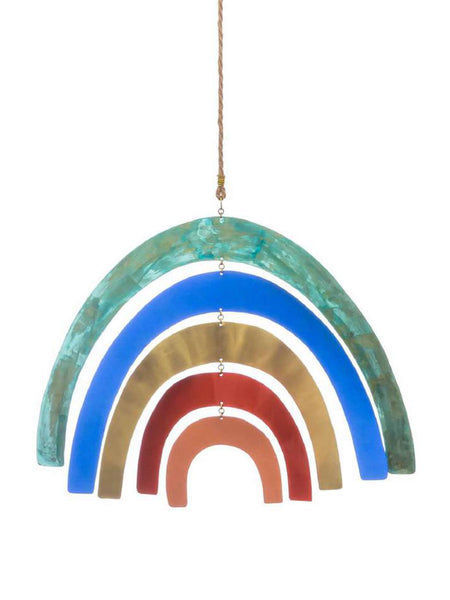 Arco Iris Large Mobile Mix Patina