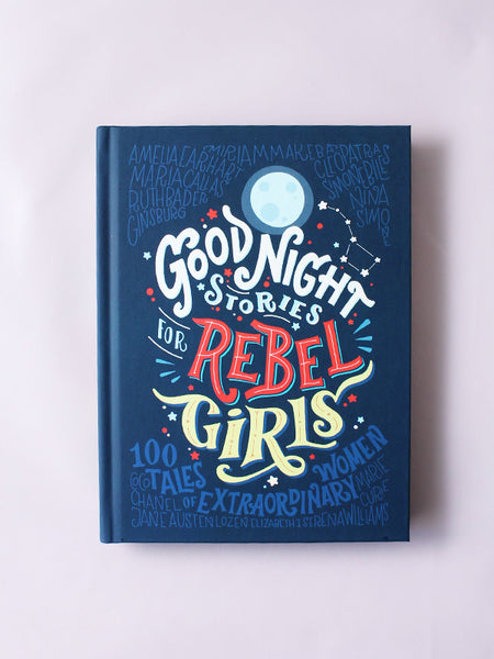Stories for rebel girls