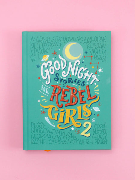 Good Night Stories for Rebel Girls 2 Vol.