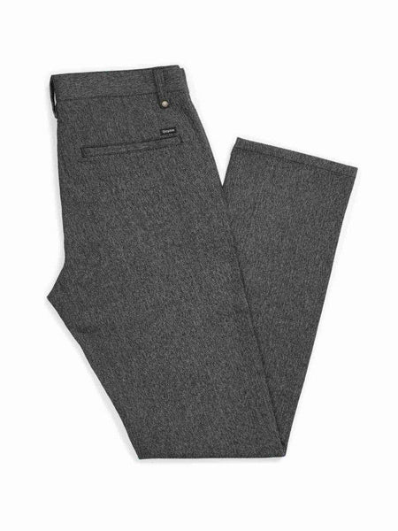 Reserve Chino LTD Pant: Charcoal Heather