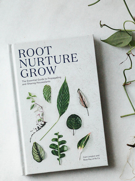 Root Nurture Grow: The Essential Guide To Propagating