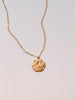 Lover Necklace: Sand Dollar