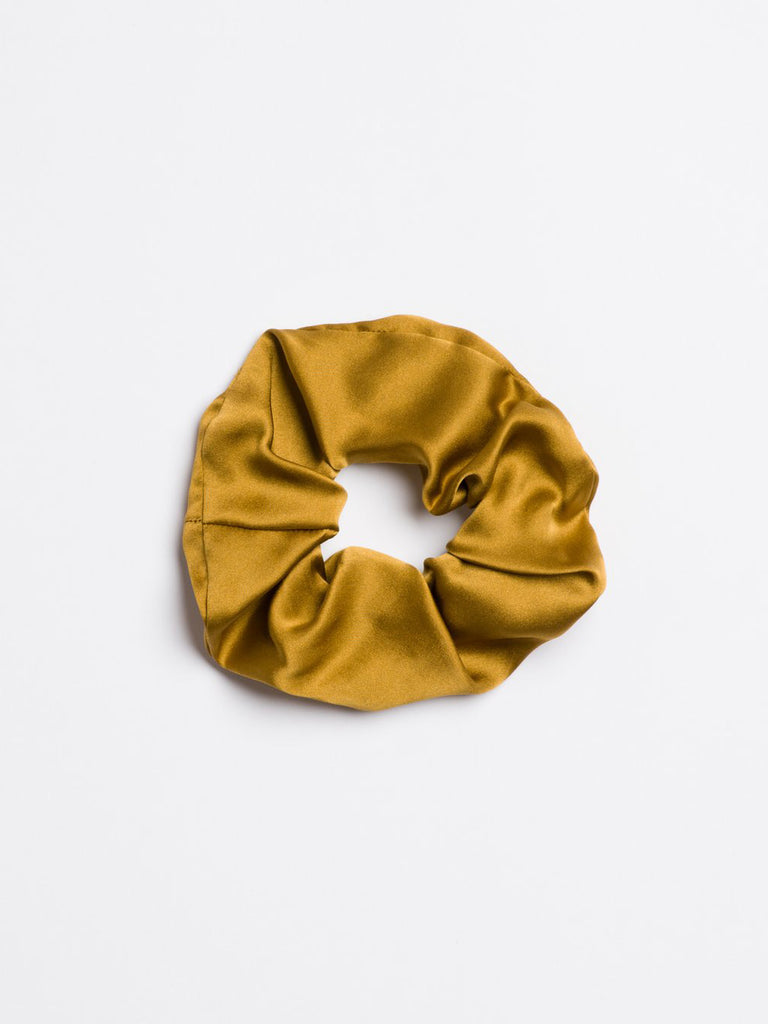 Large Scrunchie: Golden Canyon