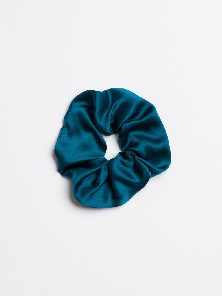 Large Scrunchie: River Deep