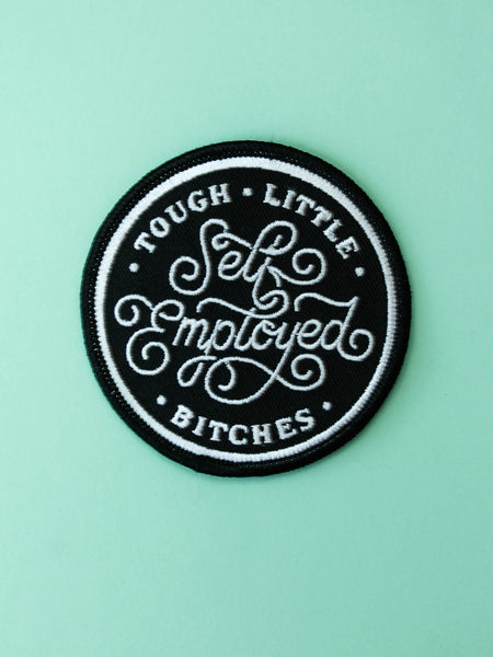 Self Employed Patch