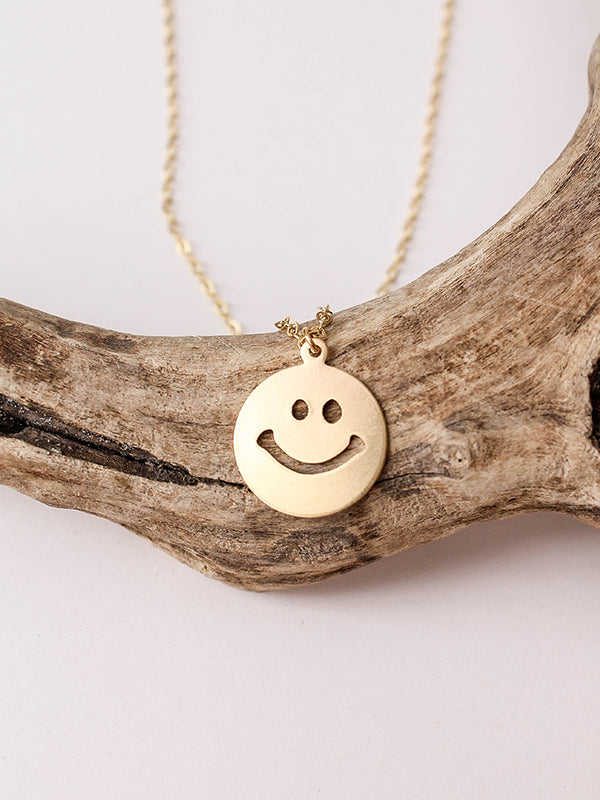 Lover Necklace: Mr. Smiles