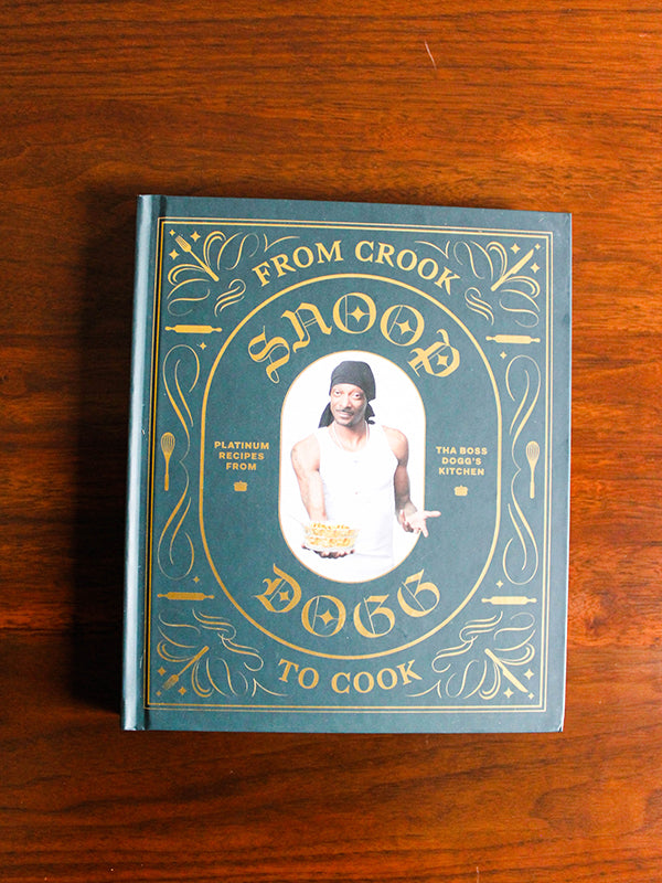 From Crook To Cook: Snoop Dog
