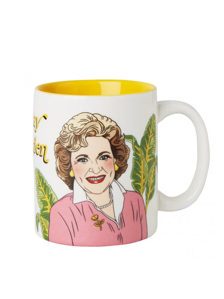 Ceramic Mug: Betty Stay Golden
