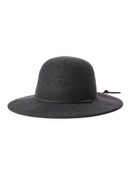 Tiller III Hat: Black Mix