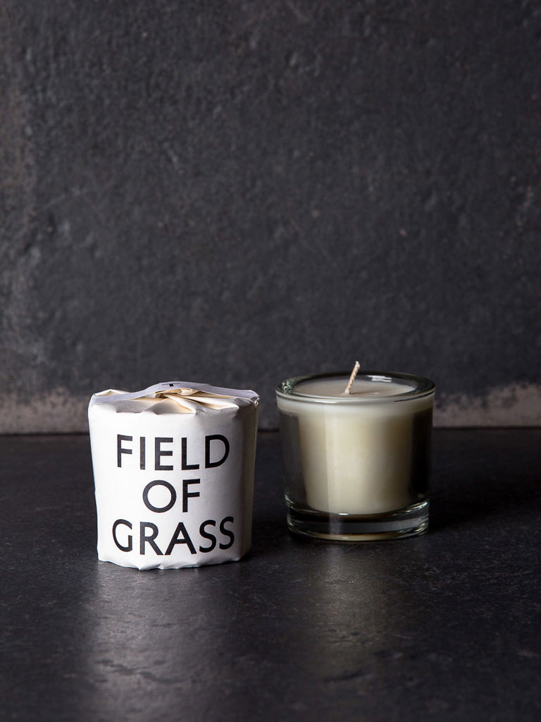 Field of Grass Votive Candle