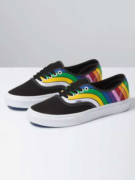 Authentic: Refract (Black/True White/Multi)