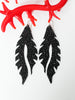 Leather Feather Minis: Venom