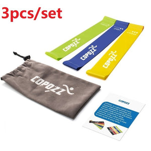 Elastic Resistance Band Set