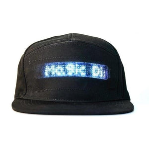 LED Bluetooth Cap - AlphaDeals24