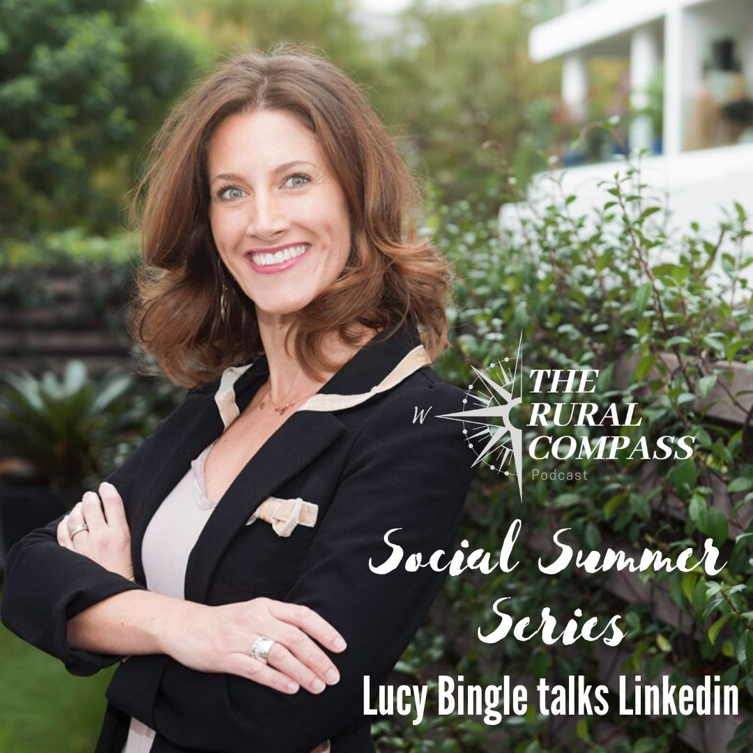 [Social Summer] Lucy Bingle Talks Linkedin