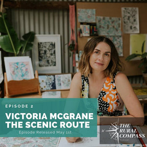 Victoria McGrane - The Scenic Route