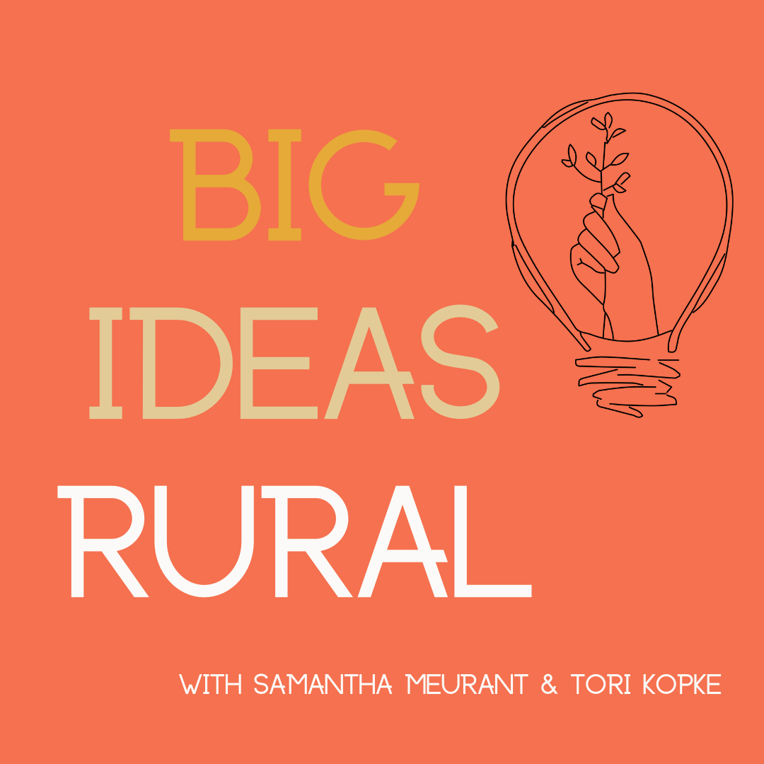 [Big Ideas Rural] Starting 2020 on the right foot