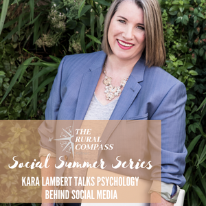 [Social Summer] Kara Lambert talks pyschology behind social media