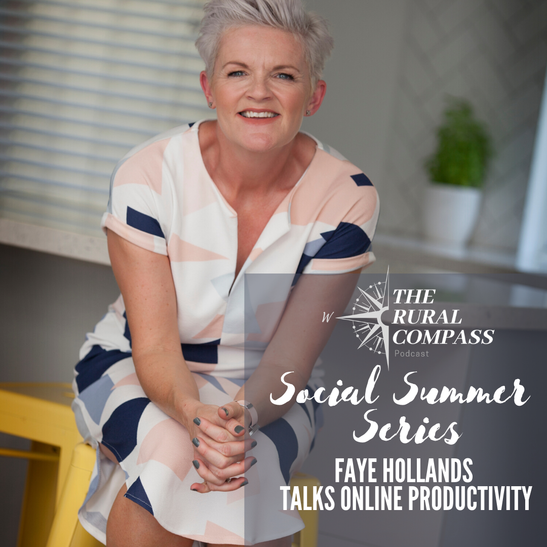 [Social Summer] Faye Hollands talks online productivity