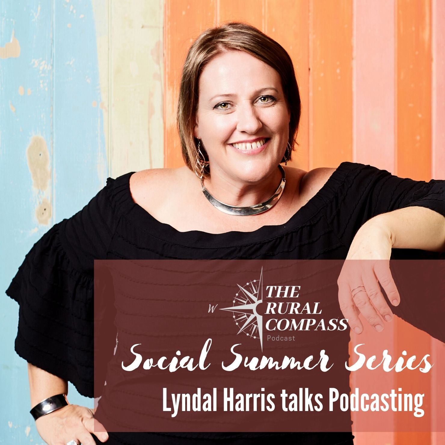 [Social Summer] Lyndal Harris talks Podcasting