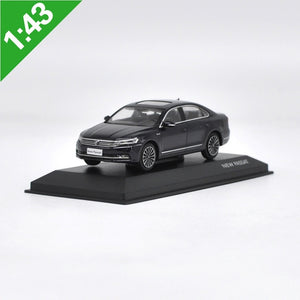 High Meticulous 1:43 VW PASSAT Alloy Model Car Static high simulation Metal Model Vehicles Original Box For Gifts Collection