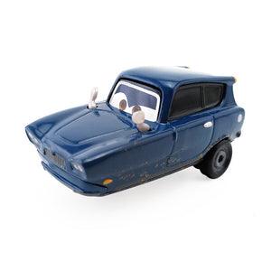 Disney Pixar Cars Diecast Rare Tomber Blue Relian Diecast Metal  Alloy Mode lCars Disney Car 1:55  Toy Collection Kids Best Gift