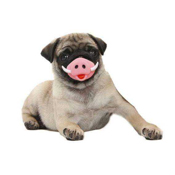 Pet Toys Pig Nose Pet Squeaky Sound Production