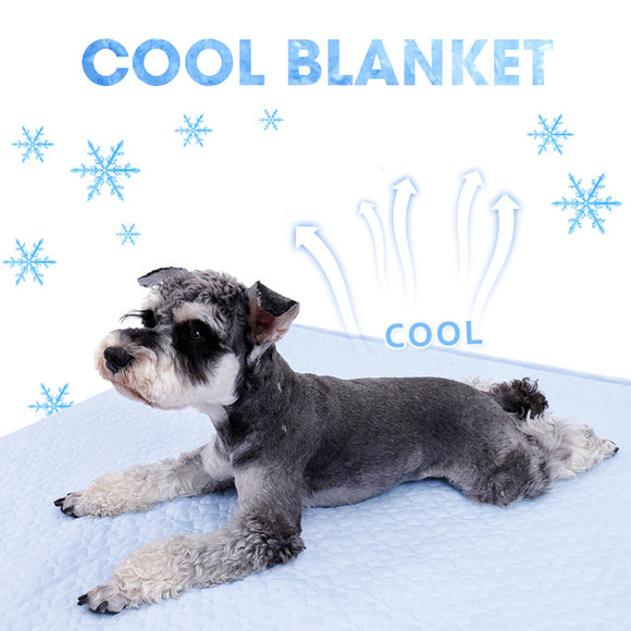 Pet Dog Cooling Beds Mat