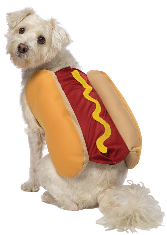 Pet Costume - Hot Dog