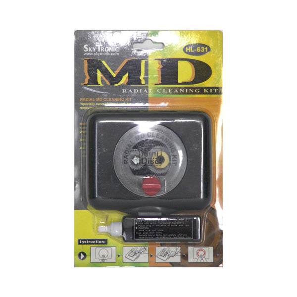 TV Audio Factory Shop - MINI DISK CLEANING KIT