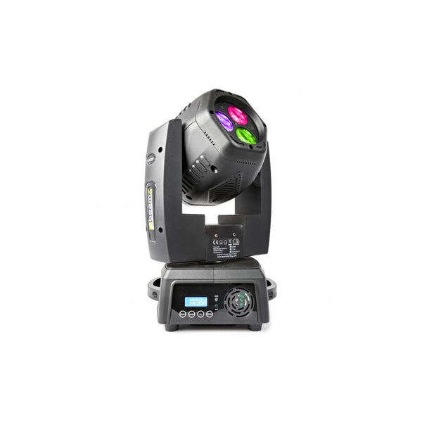 TV Audio Factory Shop - Beamz MHL-832 LED DOUBLE SIDED MOVING HEAD