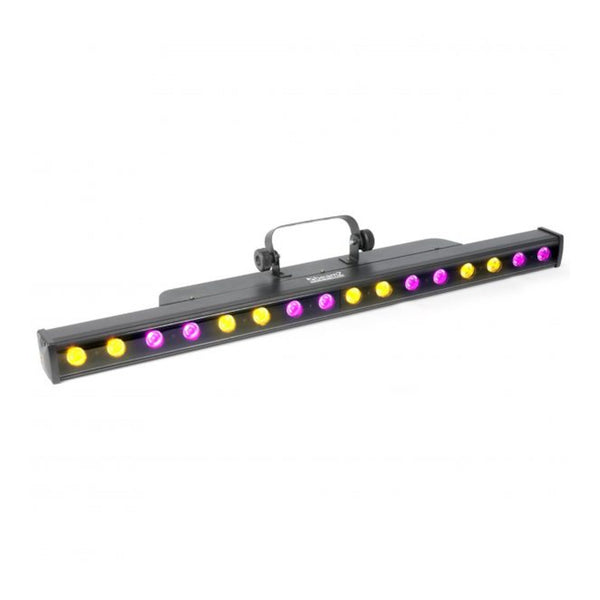 TV Audio Factory Shop - Beamz LCB-48 LED COLOUR UNIT 16X3W TRI DMX