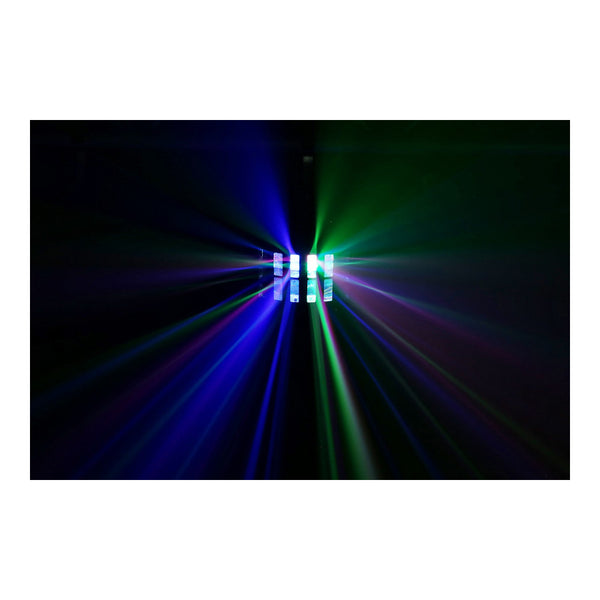 TV Audio Factory Shop - Beamz LED MAGIC1 DERBY WITH STROBE