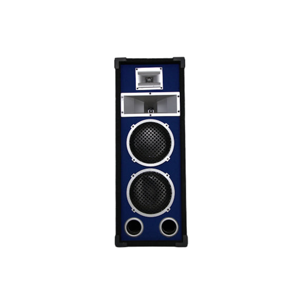 DISCO SPEAKER BOX 2X8in
