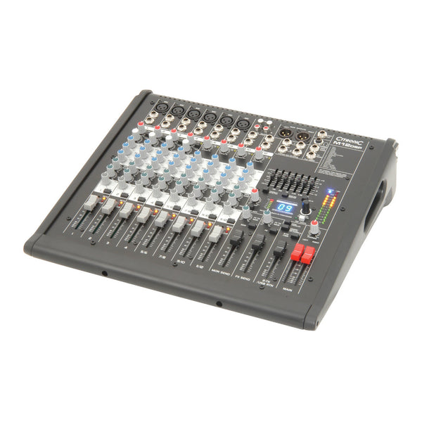 TV Audio Factory Shop-Citronic M12DSP 12-CHAN LIVE MIXER WITH DSP EFFECTS + USB