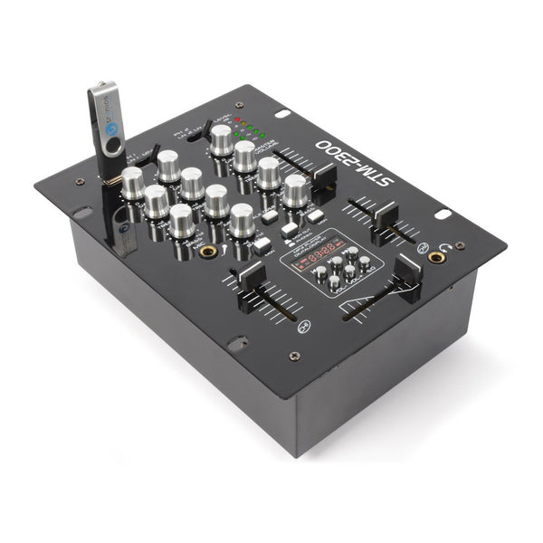 TV Audio Factory Shop-Vonyx Vonyx STM-2300 DJ MIXER