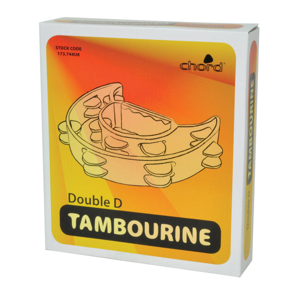 TV Audio Factory Shop-TAMBOURINE - DOUBLED