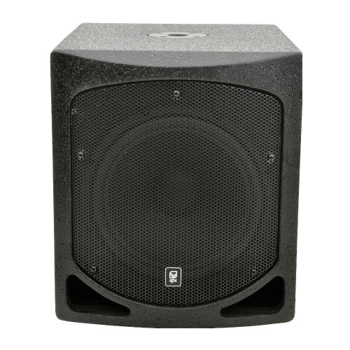 TV Audio Factory Shop - QTX-QLB12A ACTIVE SUBWOOFER 12in