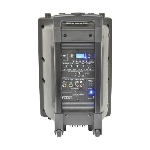 TV Audio Factory Shop - QTX-QR10PA SERIES PORTABLE PA UNIT 10in