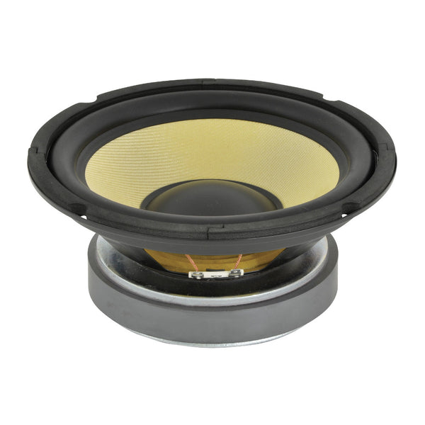 TV Audio Factory Shop - QTX - WOOFER KEVLAR 8in 250W RMS 8OHM