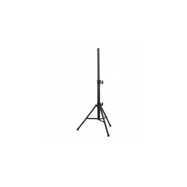 TV Audio Factory Shop-ATHLETIC SPEAKER STAND BLACK 50KG 1.4M