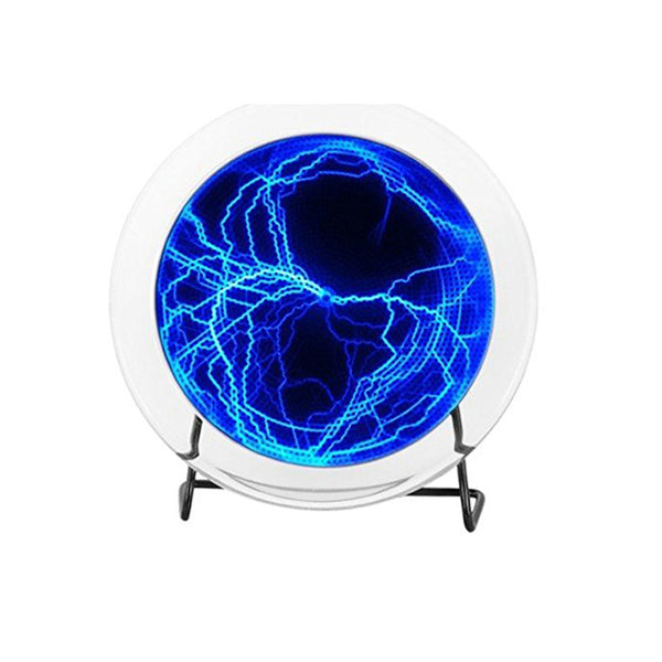 PLASMA DISC BLUE 6in