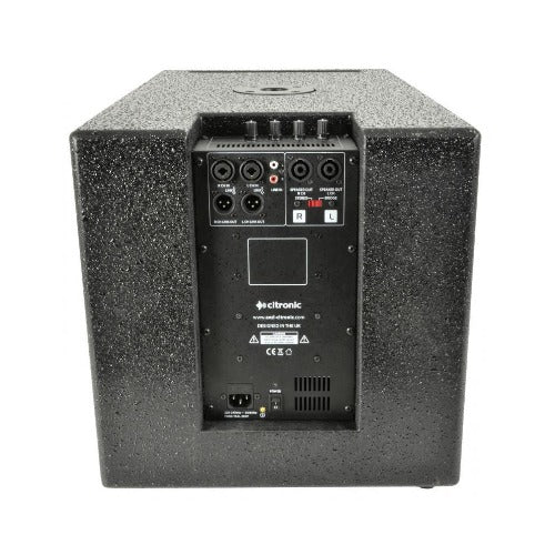 CXB-10A ACTIVE SUB 10in 250W
