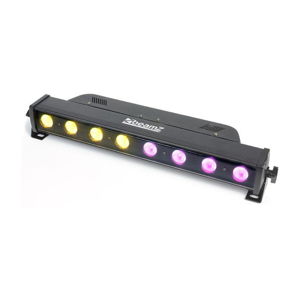 TV Audio Factory Shop - Beamz LCB-24IP LED COLOUR UNIT 8X3W TRI DMX