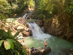 Volcanic Crater/Slot Canyon Waterfall Tour - Day Trip from Decameron or Panama City