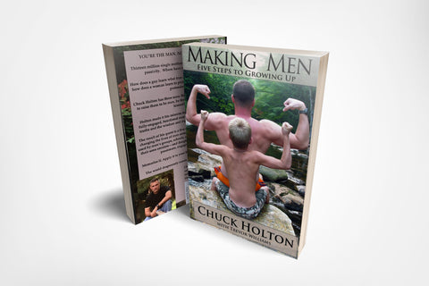Making Men Softcover Signed By Author