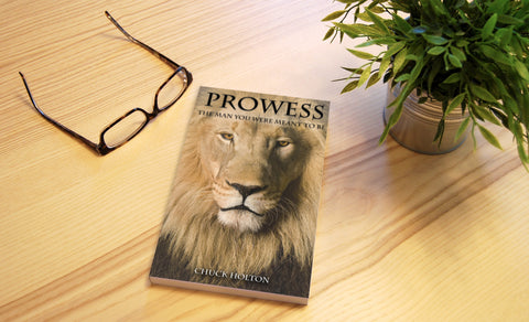 Prowess - The Man You Were Meant To Be SIGNED BY AUTHOR