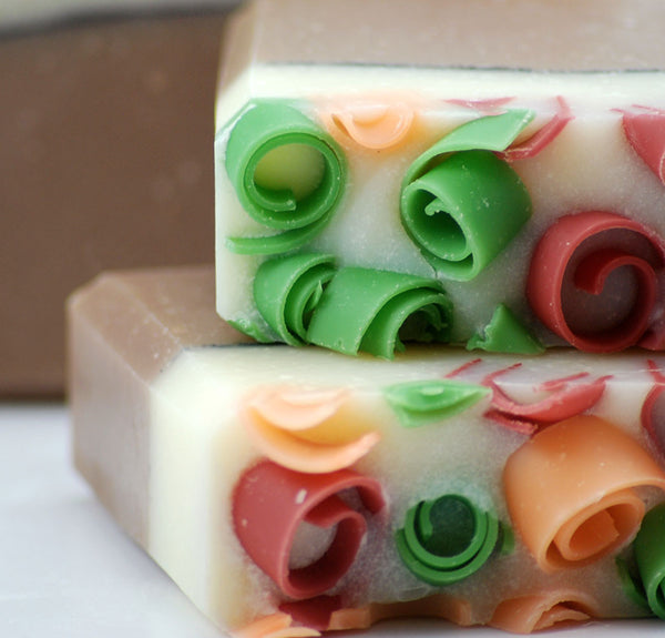 Apple Pumpkin Soap