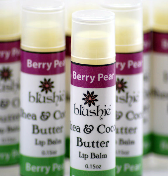 Berry Pear Lip Balm