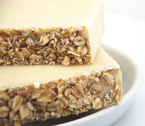 Colloidal Oatmeal Facial Soap